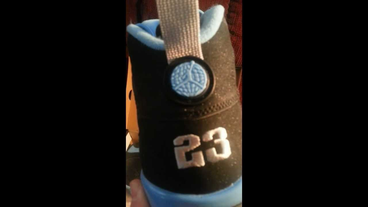 695f9ae686538a Nike Air Jordan Retro 9 Slim Jenkins - YouTube