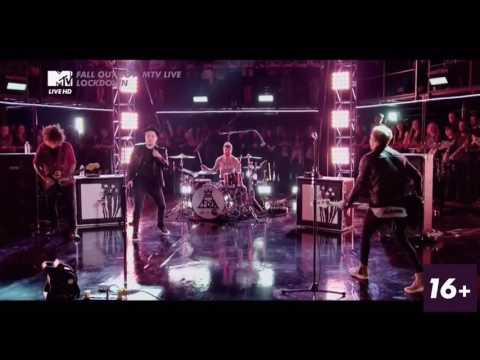 Fall Out Boy - Irresistible Live On MTV Lockdown