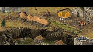 Мультик-игра. Жизнь в старом замке. Серия 10. Войны королей и рыцарей
