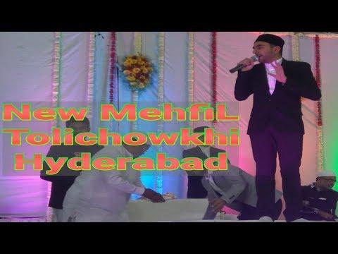 MRQ Milad Raza Qadri Live From Tolichowki Hyderabad India on Yjs Live Islamic Channel