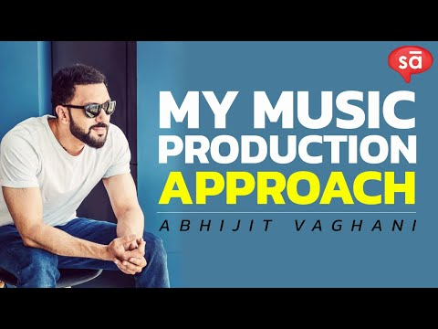 Abhijit Vaghani - music producer, Bollywood remix specialist