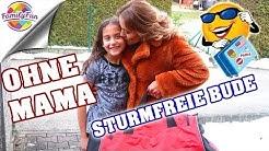 OHNE MAMA LEBEN - STURMFREIE Bude für KINDER und PAPA - Family Fun