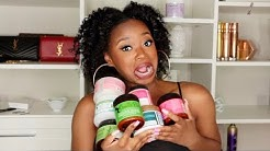 Girl These Conditioners Were $5 - Deep Conditioner Haul For Natural Hair