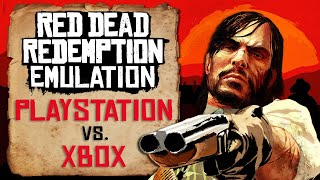 Download Red Dead Redemption On Pc Xbox 360 Emulator Test