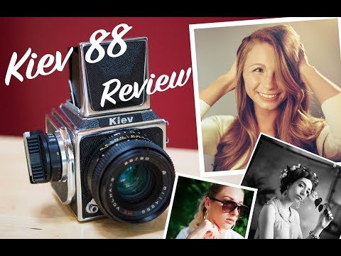 Kiev 88 Camera Review with Bonus Instax Back Project