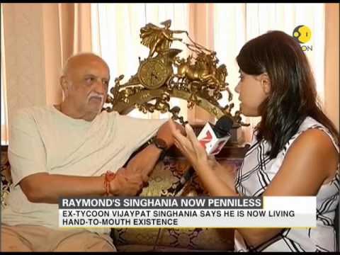 Once among India's richest, Vijaypat Singhania reduced to 'hand-to-mouth' existence