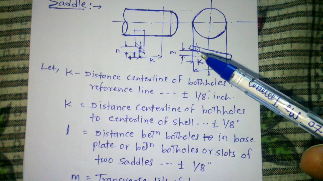 pressure vessel fabrication tolerance pdf