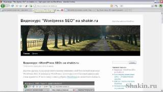 Wordpress SEO. Урок 3 - постоянные ссылки