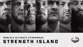 Full Live Stream   World's Ultimate Strongman - Strength Island