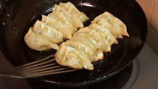 Gyoza (Jiaozi): Today's Cooking