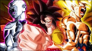 THE FULL POWER CATEGORY JUST GOT A BIG BUFF! LR GOKU & FRIEZA ON FULL POWER! (DBZ: Dokkan Battle) thumbnail