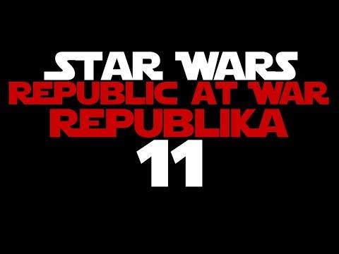Star Wars Republic at War - Republika #11 - Mechis 3 (Star Wars Empire at War)