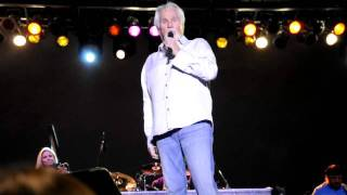 kenny rogers....tulalip amphitheatre....daytime friends and night time lovers