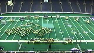 Plymouth Canton High School Marching Band 1997