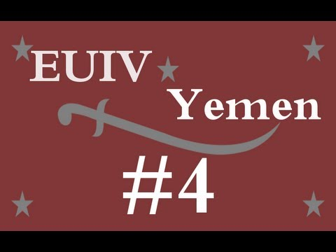 Let's Check Out Europa Universalis IV - Yemen 4