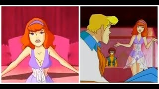 Scooby doo having sex with daphne