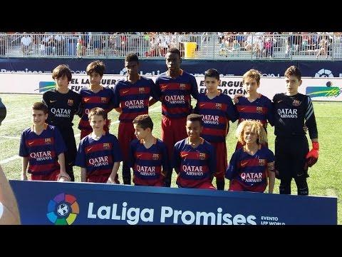 [ESP] LaLiga Promises Final: FC BARCELONA - VALENCIA CF (4-3)