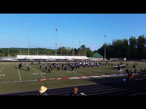Lumpkin County High School Band of Gold