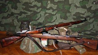 Маузер К98 против винтовки Мосина-Нагана М91/30 Часть2 / Mauser K98 vs. Mosin-Nagant M91/30 Part2