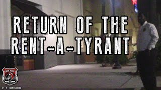 Copwatch | Return of The Rent - A - Tyrant | Traffic Stop