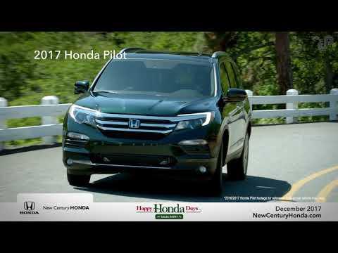 New Century Honda - Pilot Lease Special