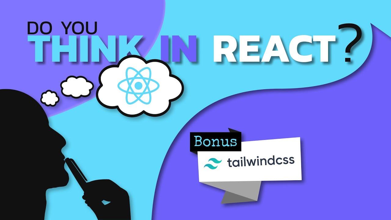 Create a ReactJS App from Scratch in 5 Steps (Bonus: Tailwind CSS)