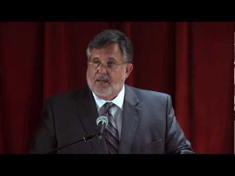 The Position of Ave Maria School of Law on the HHS Mandate - Dr. Eugene Milhizer
