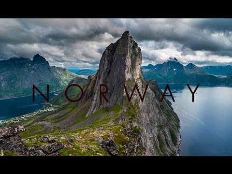 Northern Norway - 4K Timelapse