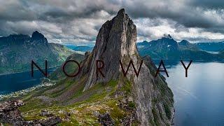 Northern Norway - 4K Timelapse