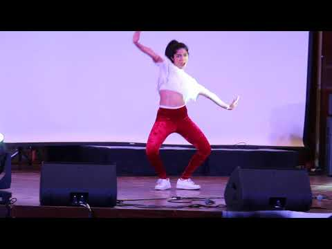Dance with Sonali (Performance at IIT Delhi Best Performance Must Watch)