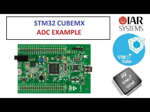 STM32 CubeMX - ADC (DMA | POLLING | INTERRUPT) (Türkçe)