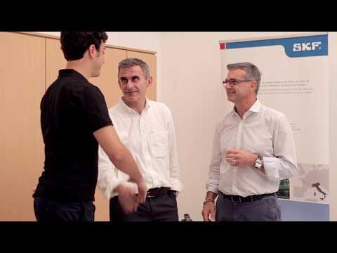 SKF rinnova il Centro di distribuzione in Italia (Airasca)