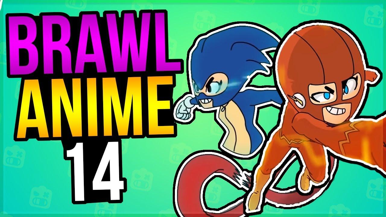 IF BRAWLERS HAD REAL SUPER HERO SKINS | Best Animations in Brawl Stars #14