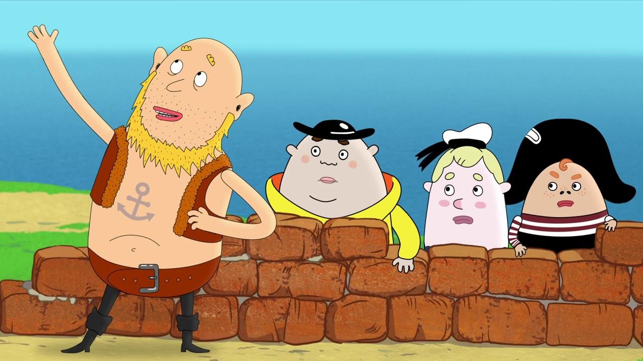 ☠️ Пиратская Школа | ПРЕМЬЕРА | Магия пения | Kedoo Классные Мультфильмы