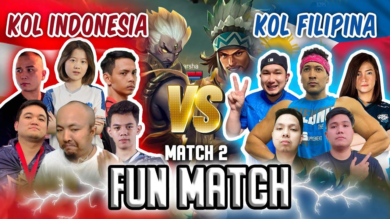 Download Match ke dua Indonesia Versus Philliphine match 2