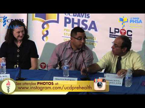 Careers in Public Health Panel (2014)