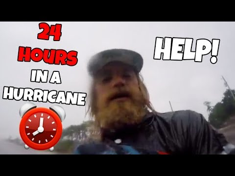 24 HOURS IN THE PATH OF A HURRICANE... (280 People Missing)   JOOGSQUAD PPJT