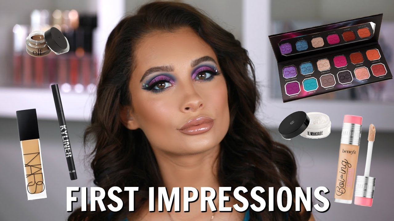 FIRST IMPRESSIONS MAKEUP TUTORIAL