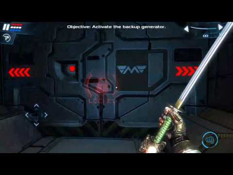 Dead Effect 2 (Part 1: Activate Backup Generator) HD Walkthrough