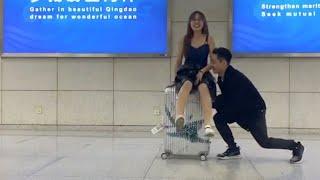 Tiktok kỳ lạ và hài hước Nhật Bản trung quốc #1