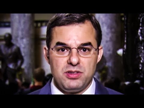 Justin Amash Says Republicans Secretly Support Call For Trump's Impeachment