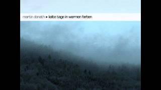 Martin Donath - Oktoberwaerme