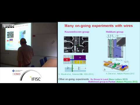 1D topological superconductors and Majorana fermions in quantum wires