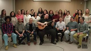Soul Choir Acoustic Sessions & Jonathan Herrero