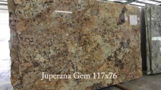 White,Beige & Gold Granite's