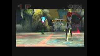 Phantasy Star Online Ep III Pollux Final Boss Fight