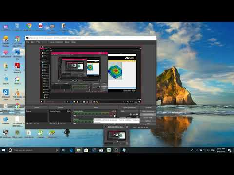 Download & Install Ansys Products 19.2 full crack