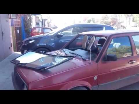 Время гольфа. Тест-драйв российского электромобиля. - YouTube