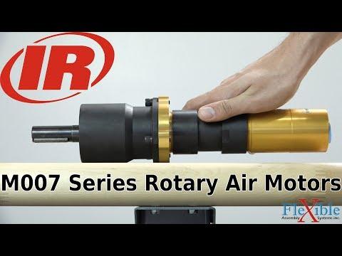 Ingersoll Rand M007 Rotary Air Motors