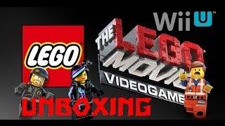 The Lego Movie [Wii U] #001 [Deutsch] - Unboxing ★ (Lego)